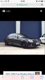 Merc amg not replica bmw vauxhall vw audi