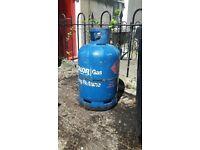15k butane calor gas bottle (empty)