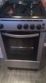Cooker a year old great condition £80 ono