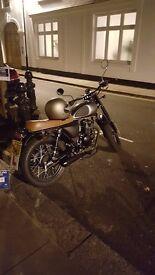 Mutt Mongrel 125cc - Mutt Motorcycles
