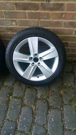 Skoda 16inch Alloy Wheels