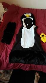 Penguin outfit