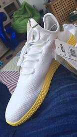 Pharrel Shoes White Human Race Adidas Size 10.5