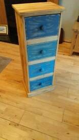 Boys tall chest of drawers