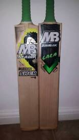 Mb malik cricket bats