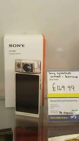 Sony cybershot digital selfie camera