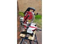 Rexon 250mm compound mitre saw