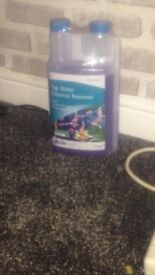 t still new in packageap water chlorine remover brand new collection from leeman rd
