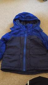 BOYS JACKET, AGE 18 months - 2 years.