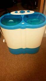 Portable Washing Machine and Spinner