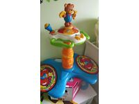 vtech sit to stand dancing tower great condition