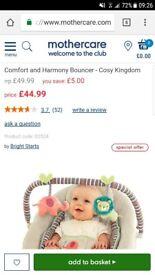 Comfort and Harmony Bouncer - Cosy Kingdom