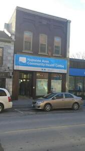 napanee, downtown prime commercial/professional office space