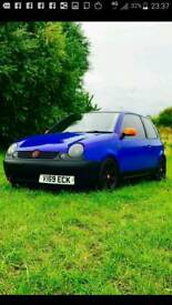 VW LUPO MODIFIED 1.0 GREAT LITTLE
