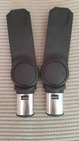 Icandy maxi cosi car seat adaptors