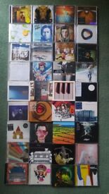 Collection of Dance/Electronica CDs