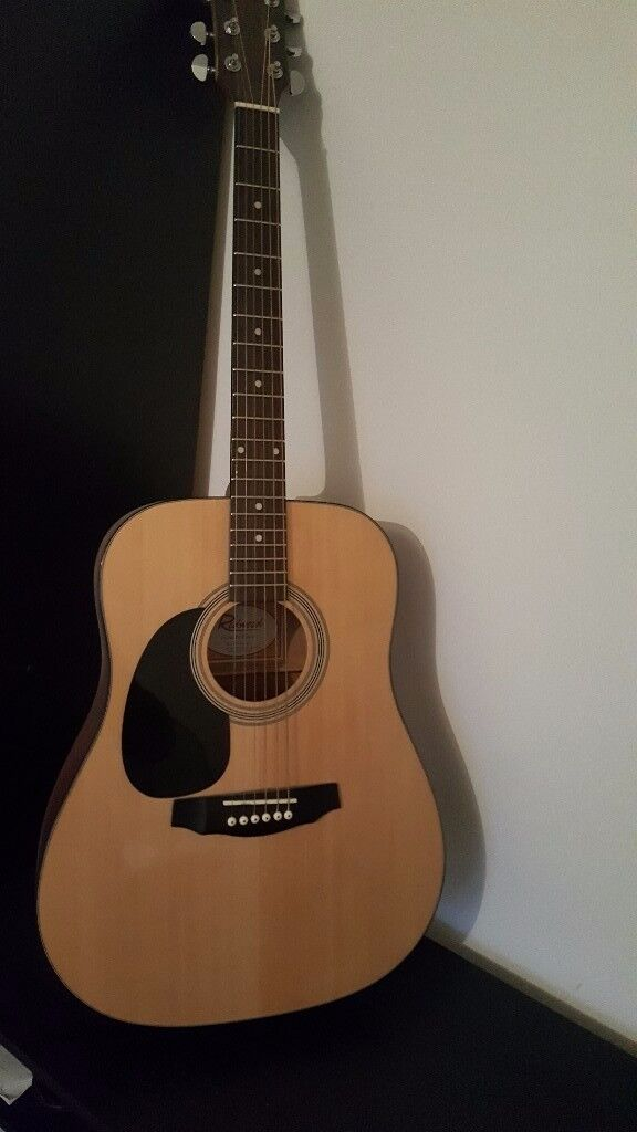 Left Handed Guitar - Barely used
