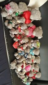 Joblot of me to you bears