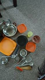 Free household cookware