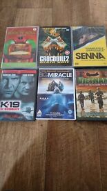 different types of dvds