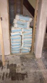 I sale plaster boards don't waste time