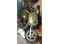 Baotian 125 moped spares or repairs