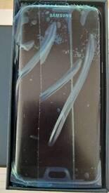 New Refurbished S7 Edge [Onyx Black] + Extras