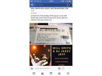 WILL SMITH &DJ JAZZY JEFF BLACPOOL HEADLANDS 27th AUG