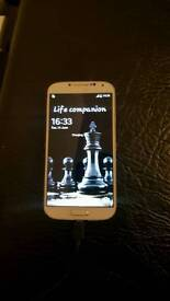 Samsung S4 Unlocked read description