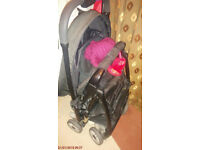JOIE JUVA TRAVEL SYSTEM IN GOOD CONDITION