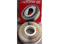 GAF Rototray 100 Universal 35mm Slide Magazine 100 Capacity
