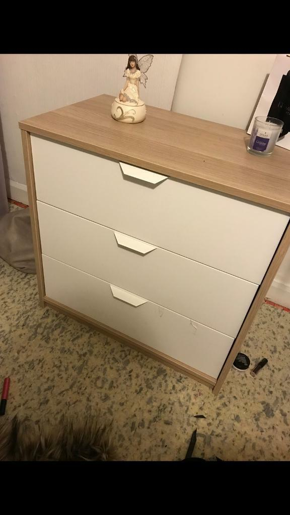 Set of drawers from IKEA