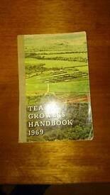 Tea growers book