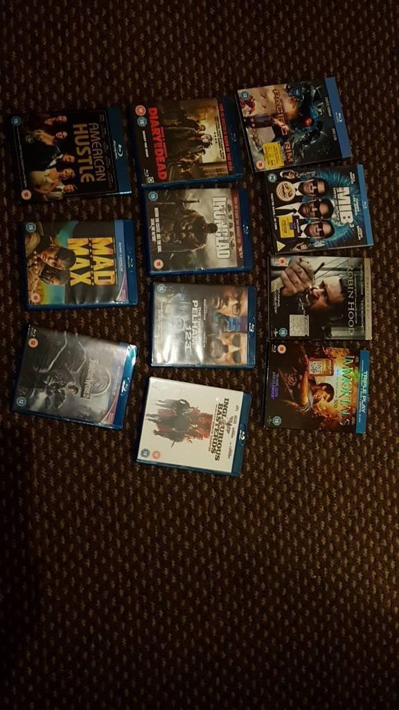 Blu- ray films
