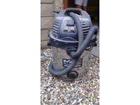 MacAllister 45L Wet/ Dry Vacuum for sale