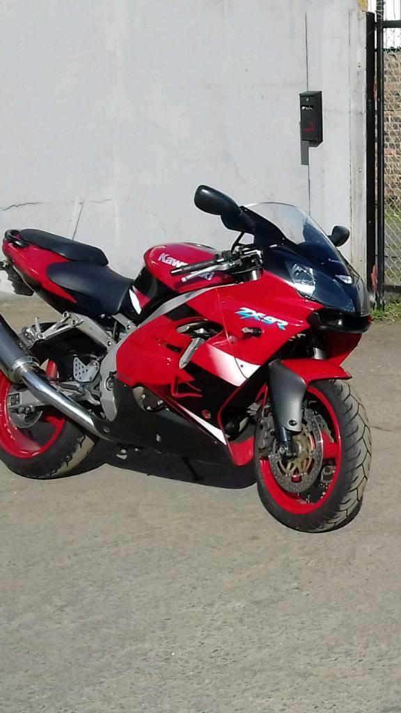2000 Kawasaki Zx9r Ninja | Picture 2653528