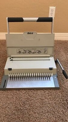 Grey Ibico Binding Machine
