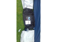 Suncamp Cruiser Model Awning/Tent ideal for use with a camper