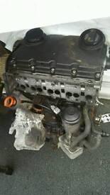 engine audi a6 2.0tdi BRE