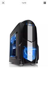 Nero Mini Tower Pc Case