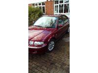 Rover 45 hatchback 1.6 2002