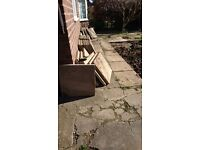Used Paving slabs to go ASAP