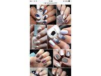 Amazing nail design at home
