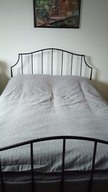 John Lewis double bed and mattress £100 ono