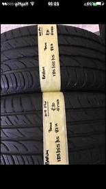 185/55/15 82H Barum Brillantis pair of 2 tyres
