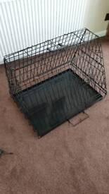 Elliebo car dog cage