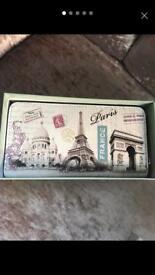 Paris wallet/purse
