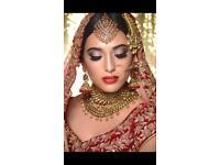 Half price bridal offer!! £200 full bridal hair and makeup
