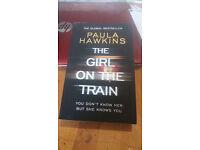 The Girl on the Train, Paula Hawkins Book