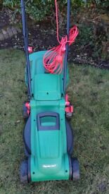 Qualcast Electric Mower - in perfect working order